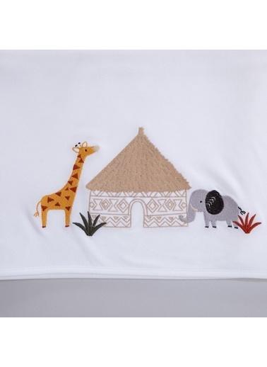 Chakra Safari Yeni Doğan Hastane Çıkışı Beyaz Beyaz